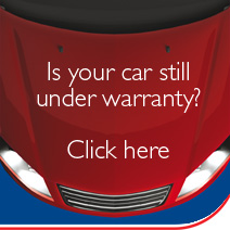 Even if your car is still under warranty, we can service/repair your car at a fraction of the main dealers cost without invalidating your warranty